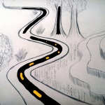 """길, street, road """"geel"""""""