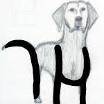"""개, dog, """"gae"""""""